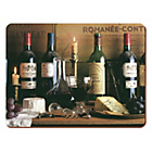 more details on Creative Tops Vintage Wine Mats and Coasters Pack of 6.