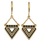 more details on Fiorelli Crystal Mixed Plate Earrings.