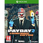 more details on Payday 2 Crimewave Edition Xbox One Game.