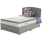 more details on Sealy Zoned Pillowtop Double Divan Bed.