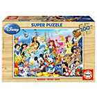 more details on The Wonderful World of Disney 100 Piece Puzzle.