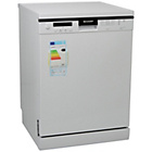 more details on Sharp QW-T24F463W Dishwasher - White.