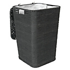 more details on Heart of House 65 Litre Laundry Basket - Grey.