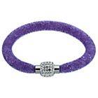 more details on Amethyst Crystal Stone Clasp Bracelet.