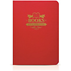 more details on Odoyo Slim Book Folio Case for iPad Air 2 - Red