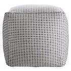 more details on Habitat Ally Square Pouf - Grey.