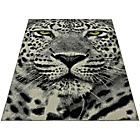more details on Melrose Fantasia Leopard Rug - 120x170cm.