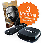 more details on NOW TV Box with 3 Months Entertainment Pass.