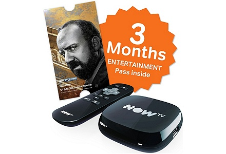 Home entertainment from only £24.99.
