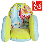 more details on In The Night Garden Inflatable Flocked Chair.