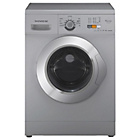 more details on Daewoo DWDMH121NS 6KG 1200 Spin Washing Machine - Silver.