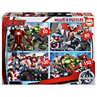 more details on The Avengers Super-pack Puzzles.