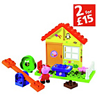 more details on Peppa Pig Construction House N SeeSaw.