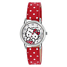 more details on Hello Kitty Red Polka Dot Watch Gift Set.