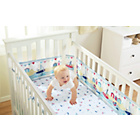 more details on BreathableBaby 2 Cot Bed Sheets - By The Sea.