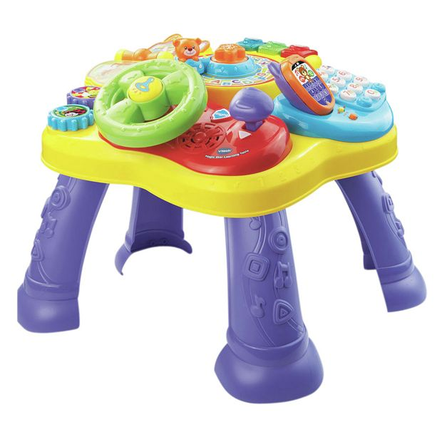 Buy vtech star activity table at your online for 10 in 1 game table toys r us