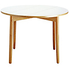 more details on Habitat Suki Folding Table - White.