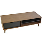 more details on Hygena Berkeley 1 Drawer TV Unit.