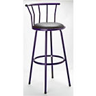 more details on ColourMatch Gemini Purple Bar Stool.