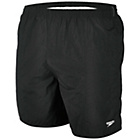 more details on Speedo Solid Leisure Swimming Shorts ‑ Black.