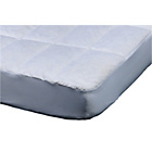more details on Fogarty Duck Feather Mattress Topper - Superking.