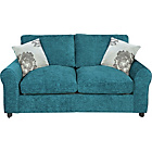 more details on Tessa Fabric Sofa Bed - Teal.