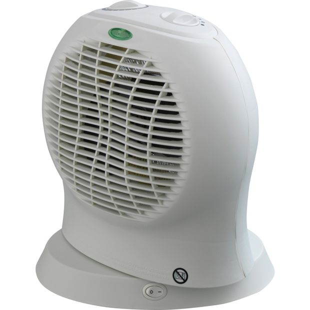 Buy Challenge 2 4kw Upright Oscillating Fan Heater At
