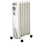 more details on Dimplex OFRC15C 1.5kW Cream Steel Eco Oil Free Column Heater