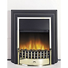 more details on Dimplex Cheriton Freestanding Electric Fire - Black / Brass.
