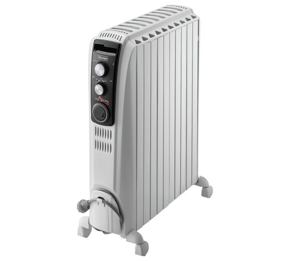 buy de 39 longhi dragon 4 oil filled radiator at argos. Black Bedroom Furniture Sets. Home Design Ideas