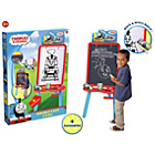 more details on Thomas and Friends Double Sided Easel.