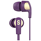 more details on Skullcandy Smokin' Buds 2 In-Ear Headphones - Purple/Cream.