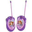 more details on Lexibook Sofia Walkie Talkies.