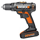 more details on Worx Cordless Drill Driver - 20V.