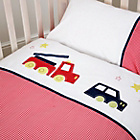 more details on Suncrest Fetch the Engine Toddler Bed Duvet Set.