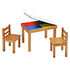 more details on Liberty House Toys Wooden Table and Chair Set.