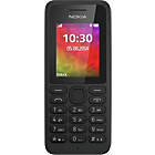 more details on Sim Free Nokia 130 Mobile Phone- Black.