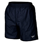 more details on Speedo Solid Leisure 15 Inch Swimming Shorts ‑ Navy.