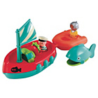 more details on Early Learning Centre Happyland Bath Time Boat.