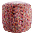more details on Habitat Lowe Round Pouf - Multicoloured.