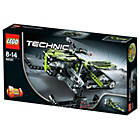 more details on LEGO Technic Snowmobile - 42021.
