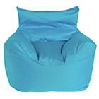 more details on Kaikoo Kids Funzee Bean Bag Chair - Blue.