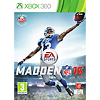 more details on Madden NFL 16 Xbox 360 Game.