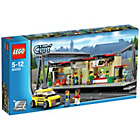 more details on LEGO® City Train Station - 60050.