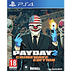 more details on Payday 2 Crimewave Edition PS4 Game.
