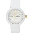 more details on Lacoste Mens' Borneo White Strap Watch.