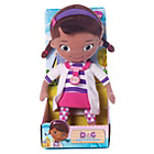 more details on Doc McStuffins Doc Soft Toy - 10 inch.