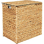 more details on Heart of House Hyacinth 65 Litre Laundry Basket - Natural.