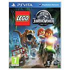 more details on LEGO Jurassic World PS Vita Game.