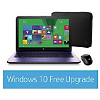 more details on HP 15-ac020na Intel Pentium 15.6 Inch 4GB 1TB Laptop Purple.